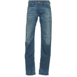 Vêtements Homme Jeans droit Diesel SAFADO Bleu 848Z