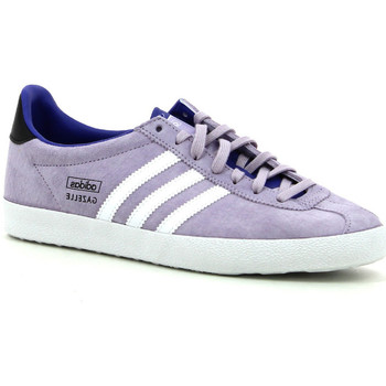 Chaussures Femme Baskets basses adidas Originals Gazelle OG Mauve
