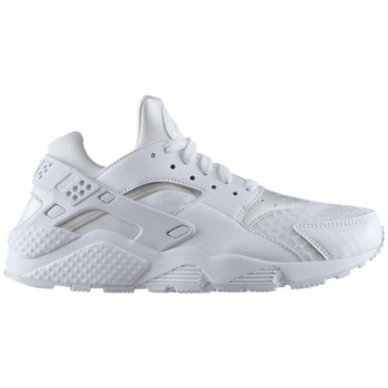 Chaussures Homme Baskets mode Nike AIR HUARACHE BLANC