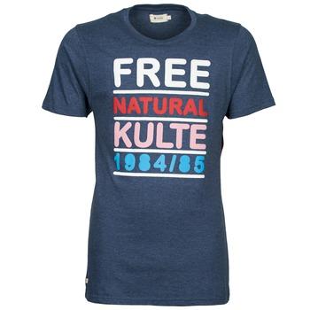 T-shirts & Polos Kulte AUGUSTE FREE Bleu 350x350