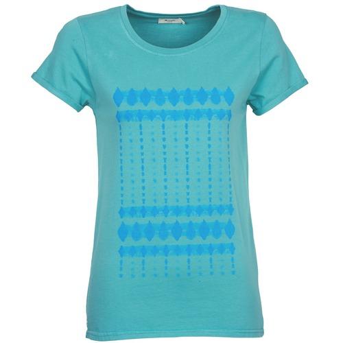 T-shirts & Polos Kulte JULIETTE BATIK Bleu 350x350