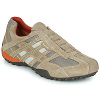 Chaussures Homme Baskets basses Geox SNAKE L Beige