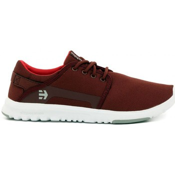 Baskets basses Etnies SCOUT  BURGUNDY