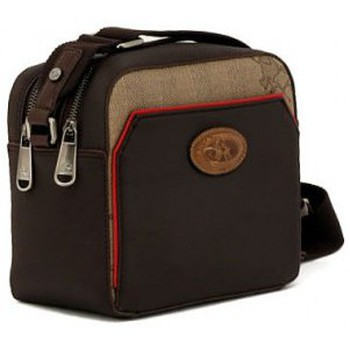 Sacs Homme Besaces La Martina LADY BROWN RED Marrone
