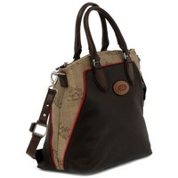 Sacs Femme Sacs porté main La Martina TOTE LADY   BROWN    174,1