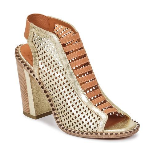 Chaussures Femme Sandales et Nu-pieds Marc by Marc Jacobs SUSANNA Mordoré