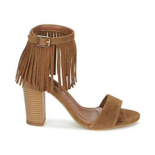 Nu Femme Mood Et Chaussures pieds Sandales Camel Moony Eranda HEDI29