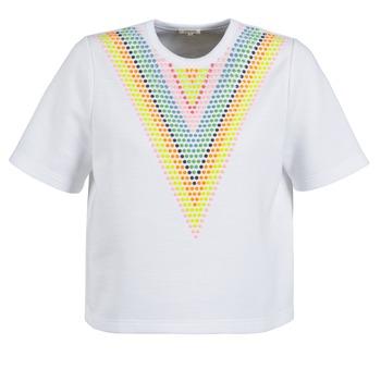 Sweats & Polaires Manoush DOUDOU STAR Blanc 350x350