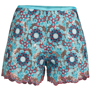 Shorts & Bermudas Manoush FRESQUE Bleu 350x350