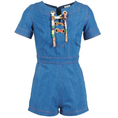 Combinaisons Manoush LACET Bleu Jean 350x350