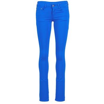 Vêtements Femme Pantalons 5 poches Cimarron CASSIS Bleu