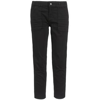 Pantalons 7/8 et 3/4 Cimarron CLAUDIE Noir 350x350