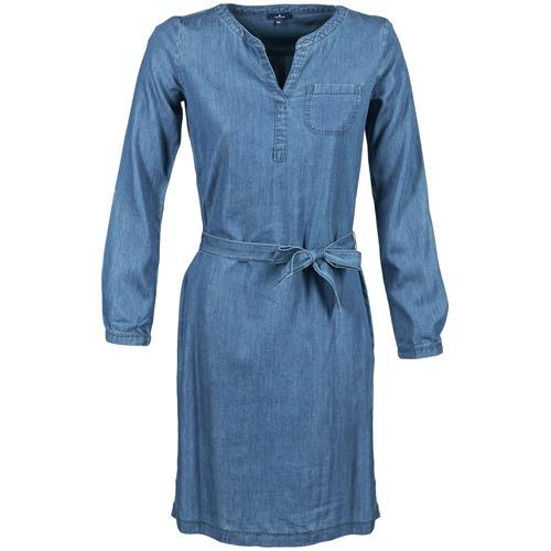 Robes Tom Tailor JANTRUDE Bleu medium 350x350