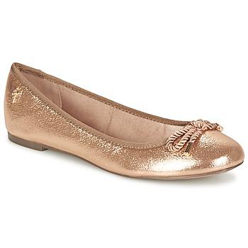 Chaussures Femme Ballerines / babies Menbur ZINNA Rose gold