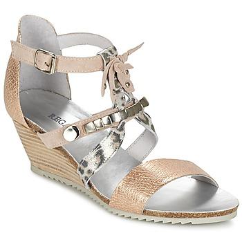 Chaussures Femme Sandales et Nu-pieds Regard RUKI Cuivre