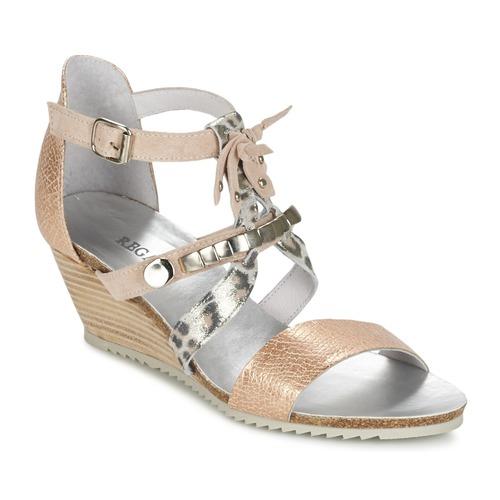 Sandale Regard RUKI Cuivre 350x350