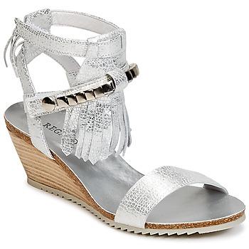 Chaussures Femme Sandales et Nu-pieds Regard RUKO Argent