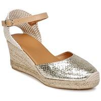 Chaussures Femme Sandales et Nu-pieds Regard SYBEL Platine