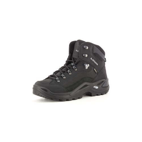 Chaussures Homme Boots Lowa Renegade GTX Mid Noir