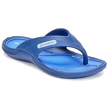Chaussures Enfant Tongs Rider CAPE VII Bleu