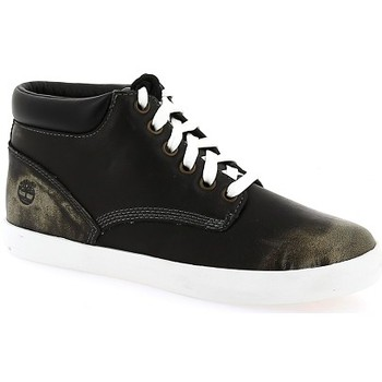 Chaussures Femme Baskets montantes Timberland Baskets montantes  Femme New Noir