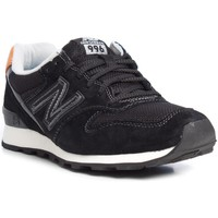 Chaussures Femme Baskets basses New Balance Baskets  996 Noir Noir