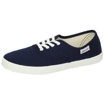 Chaussures Femme Baskets basses Javer  Bleu