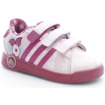 Chaussures Enfant Baskets basses adidas Originals G40351  Fille Pink/Fuchsia Pink/Fuchsia