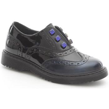 Chaussures Enfant Derbies Cult CLJ101515 Ballerines et Mocassins Fille Black/Blue Black/Blue