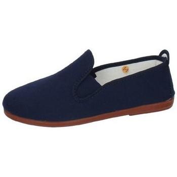 Chaussures Femme Slip ons Javer  Bleu