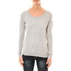 Vêtements Femme Pulls Nina Rocca Pull MC7033 gris Gris