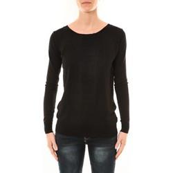 Vêtements Femme Pulls Nina Rocca Pull MC7033 noir Noir