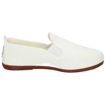 Chaussures Femme Slip ons Javer  Blanc