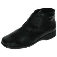 Chaussures Femme Boots Dliro  Noir