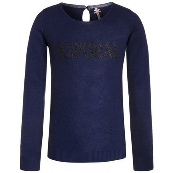 T-shirts manches longues Kaporal T-Shirt fille manches longues  Ejane Trueblue