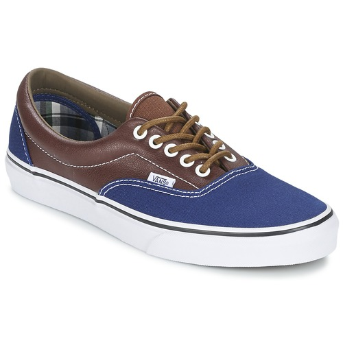 Baskets mode Vans ERA Marine / Marron 350x350