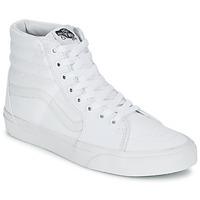 Chaussures Baskets montantes Vans SK8-HI Blanc