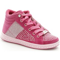 Chaussures Fille Baskets montantes Lelli Kelly 6980 Fucsia