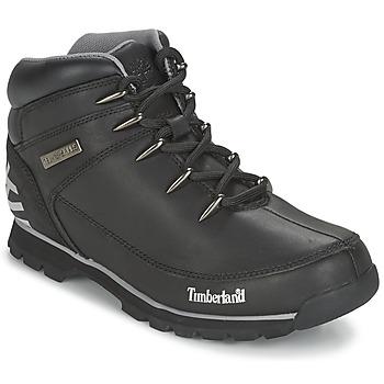 Bottines / Boots Timberland EURO SPRINT HIKER Noir réfléchisant 350x350