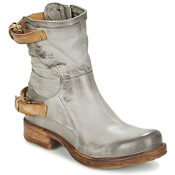 Bottines / Boots Airstep / A.S.98 SAINT Gris clair 350x350