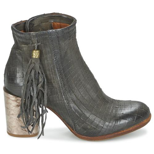 Noir Bottines AirstepA 98 s Chaussures Fumé Odell Femme TuJK3Fcl1