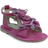 Chaussures Fille Sandales et Nu-pieds Oca Loca OCA LOCA sandale fille moderne FUXIA