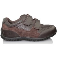 Chaussures Enfant Derbies Timberland LEXINGTON AVENUE FTK BRUN