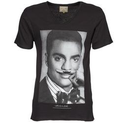 Vêtements Homme T-shirts manches courtes Eleven Paris MARLTON M Noir