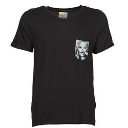 Vêtements Homme T-shirts manches courtes Eleven Paris KMPOCK Noir