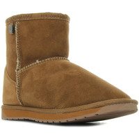 Chaussures Femme Boots EMU Platinum Stinger Mini Chestnut marron