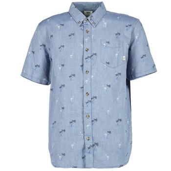 Chemises manches courtes Vans HOUSER SS