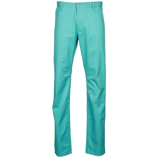 Pantalons Dockers ALPHA SLIM TAPERED LIGHT Turquoise 350x350