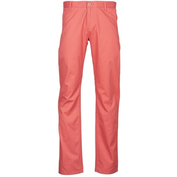 Pantalons Dockers ALPHA SLIM TAPERED LIGHT Rouge 350x350