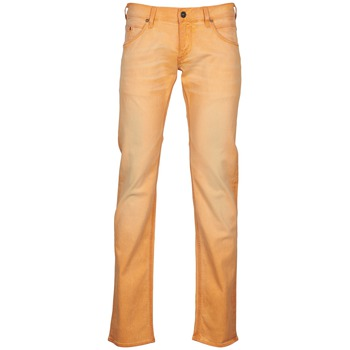 Vêtements Homme Jeans bootcut Meltin'pot MARTIN Orange